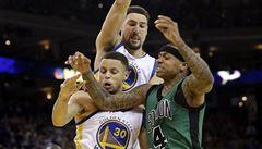 VIDEO Senzace v NBA. Neporazitelní 'Bojovníci' z Golden State padli doma