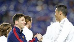 Kdo je lepší: Ronaldo, nebo Messi? Rivalitu může rozseknout mistrovství světa