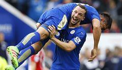 Leicester se po další výhře 1:0 opět o krok přiblížil senzačnímu titulu