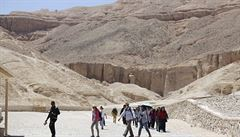 Tutanchamonova hrobka vyžaduje další průzkum. Může ukrývat hrob Nefertiti
