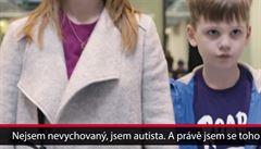 Tajemný svět autistických dětí: jak vnímají návštěvu obchodního centra?