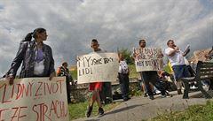 Romové z Česka a dalších zemí chystají do Bruselu demonstraci. Vadí jim rasová nenávist a život v bídě