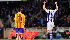 Barca podruhé v řadě prohrála. Atlético už ztrácí jen tři body, Real o bod víc