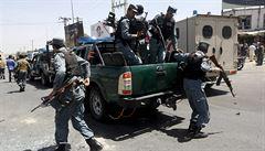 Taliban zaútočil na policejní konvoj: nejméně šest mrtvých