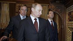 Putinovi přátelé na stránkách Panama Papers: ruská média skandál nevzrušil