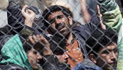 Státy EU nesmí zadržet uprchlíky za nelegální vstup, rozhodl soudní dvůr