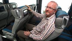 Jančura předělá všechny žluté autobusy. Kvůli Flixbusu vyhodí část sedaček