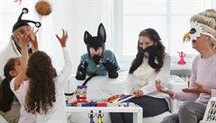 IKEA stahuje z prodeje netopýří plášť, který může děti přiškrtit