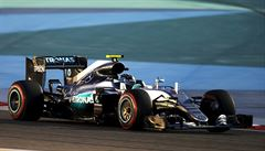 Rosberg dominuje formuli 1. Vyhrál už pátý závod v řadě
