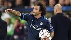 VIDEO: Trapná simulace. Marcelo z Realu Madrid se stal terčem posměchu