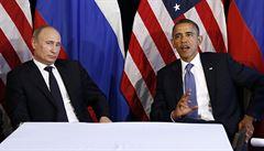 Obamova taktika? Kvůli Snowdenovi váhá s cestou do Moskvy