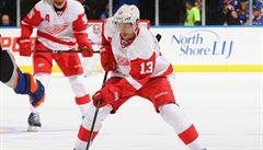 Štěstí v NHL nenašel, tak se vrací domů. Dvaačtyřicetiletý Dacjuk se na rok upsal Jekatěrinburgu