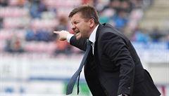 Slavia v Olomouci jen remizovala a ztratila důležité body v boji o Evropu