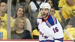 Rangers otočili zápas v Pittsburghu, zářili Brassard a 'Král' Lundqvist