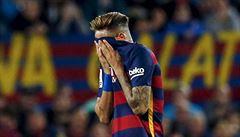 Jubilejní gól Messiho byl málo. Barca znovu prohrála a vede jen o skóre