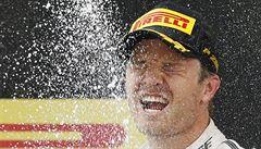 Rosberg zvítězil i v Šanghaji. Hamilton dojel sedmý