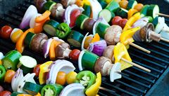 Zapomeňte na maso a zkuste grilování se zeleninou
