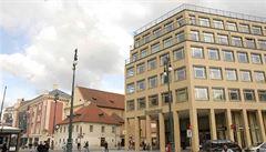 UniCredit Bank prodala svou budovu v centru Prahy realitnímu fondu Generali