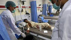 Teror v diplomatické čtvrti Kábulu: Taliban zranil 327 lidí, nejméně 28 mrtvých