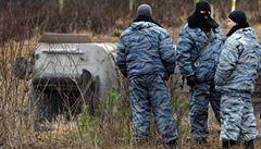 Policisté v Kazani znásilnili zatčeného lahví