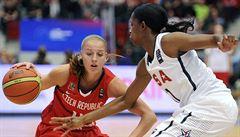Basketbalistky si zahrají semifinále i o olympiádu