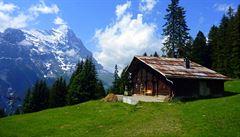 Aktivní horská dovolená? Region Jungfrau ve Švýcarsku vás nezklame ani v létě