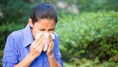Zhoršuje ji i stres. Proč alergiků neustále přibývá a jak o tělo pečovat?