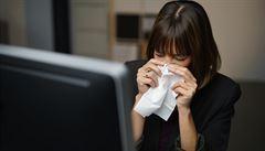Podzimem alergie nekončí. Vlhko a deštivo svědčí plísním