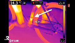 Slavný cyklista Bettini: 'Tablety nestačí, použijte na Giru termokamery'