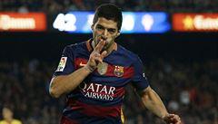 VIDEO: Barcelonský Suárez: 'Kanibal' s instinktem zabijáka a něžnou duší