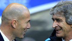 Pellegrini: Bez Ronalda si přijel Real pro výsledek 0:0, na výhru jsme hráli my