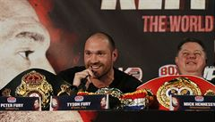 Další přemožitel Vladimira Klička se vrací. Furyho uvidí fanoušci v ringu už 9. června