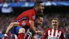 Nejdůležitější a asi i nejhezčí, popsal gól hrdina Atlética Saúl
