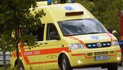 Žena musela rodit v sanitce. Pražská nemocnice ji odmítla přijmout