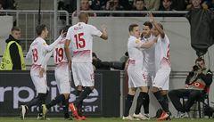 Sevilla ovládla andaluské derby a dotáhla se na vedoucí Real Madrid