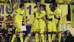 Villarreal nakročil k postupu do finále, Liverpool srazil gólem v 92. minutě