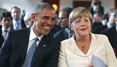 Merkelová: Bude-li to nutné, zpřísníme sankce proti Rusku