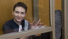 Rusko plánuje vydat na 22 let odsouzenou Savčenkovou na Ukrajinu
