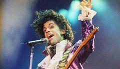 Prince v čele žebříčků. Zpěvák posmrtně ovládl prodej hudby v USA