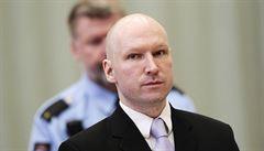 Soud zrušil líčení s mužem, který chválil Breivika. Obžalovaný totiž zemřel