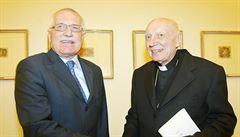 POHNUTÉ OSUDY: Tomáš Špidlík se po Únoru nesměl vrátit domů, pak radil papežovi