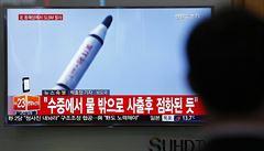 Američané uvalili sankce na čínskou firmu. Dodávala materiál na jaderný program KLDR