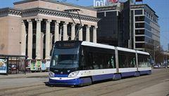 Plzeňská Škoda prodá Lotyšům 20 dalších 'pražských' tramvají. Za 1,7 miliardy