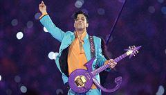 Odešel další hudební génius. Prince nalezli doma mrtvého, bylo mu 57 let