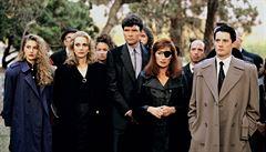 'Uvidíme se za 25 let,' řekla Laura Palmer. Seriál Twin Peaks se vrátí v květnu