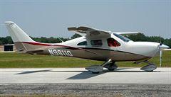 V Brně se zřítilo sportovní letadlo, pilot je mrtvý