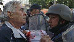 Je to jako v Srbsku za Miloševiće, hrozí výbuch násilí, líčí disident z Makedonie