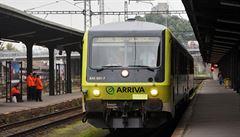 Arriva vystřídá České dráhy na další trati. Národní dopravce uhájil linku na Moravě