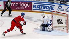Češi si připsali další výhru. V Euro Hockey Tour vyhráli ve Finsku 3:2