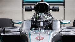 Dominátor Rosberg. V Soči suverénně ovládl kvalifikaci Velké ceny Ruska